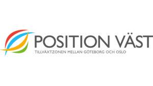 position väst logotype